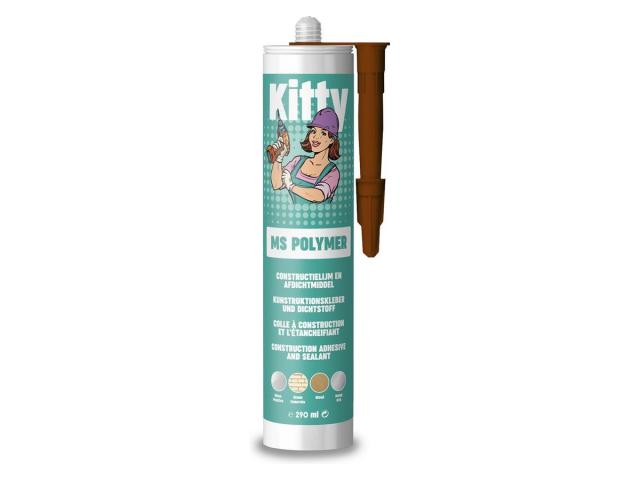 KITTY ms-polymer - montagekit, BRUIN